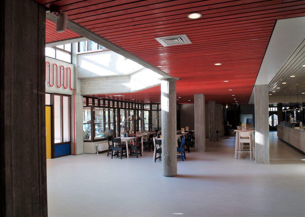 Kubus interieur bureau oudenaarde - Kubus interieurs ...